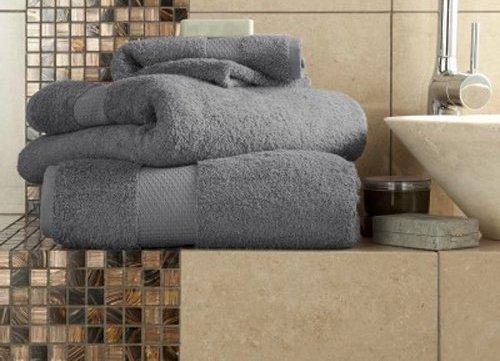 Egyptian Cotton Jumbo Bath Sheet 500gsm Luxury Extra Large Thick Bathroom...