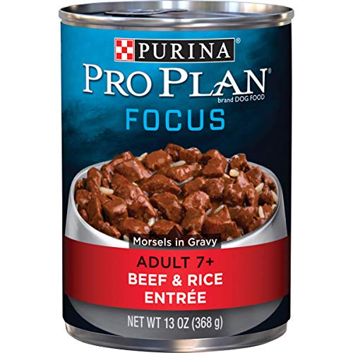 Purina Pro Plan Senior Gravy Wet Dog Food, FOCUS...