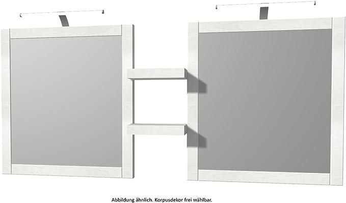 Pelipal Solitaire 9030 Superficie Espejo/SP 05/B: 154,5 cm: Amazon.es: Hogar