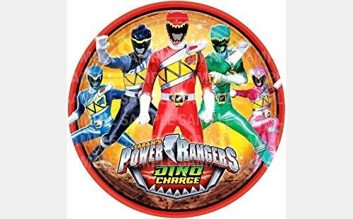 Power Rangers Dino Charge Birthday Edible Image Photo 8