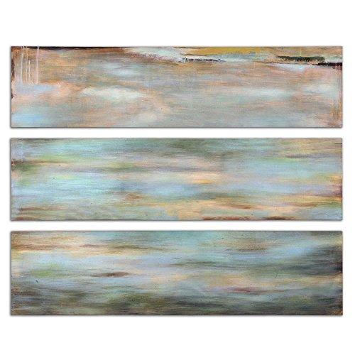 Uttermost Horizon View Panel, I, II, III, Set of 3