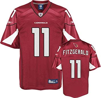 98ac6dd9f Larry Fitzgerald Arizona Cardinals NFL Youth Reebok Jersey