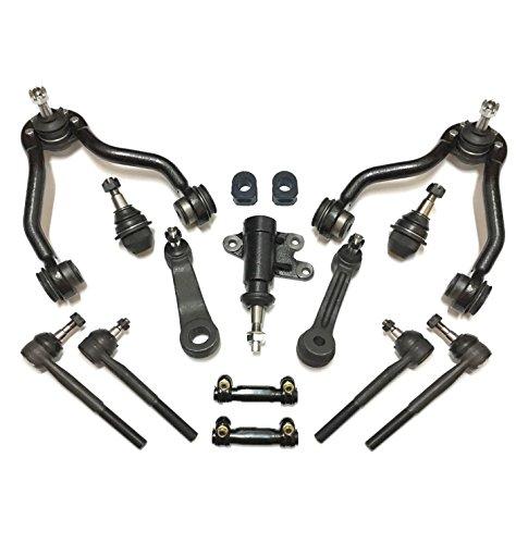 partsw pw1595 15 pc steering  u0026 suspension kit for cadillac