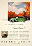 1930 Ad 1931 Pierce-Arrow Salon Model 41 Car Automobile Pre-Antique Era Art Deco - Original Print Ad