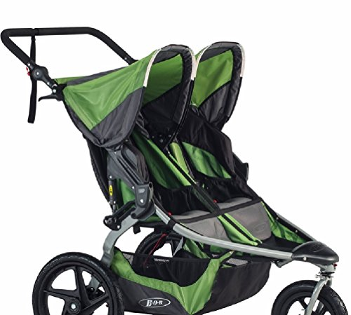 BOB 2016 Revolution Flex Duallie Stroller, Meadow by BOB