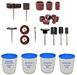 231 Sanding Drums, Sleeves and Discs Rotary tool