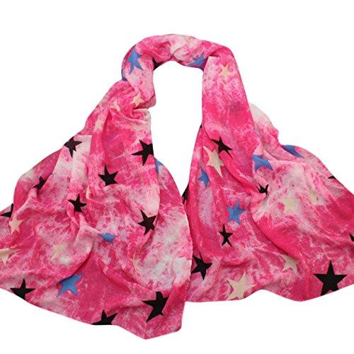 rls Warm Long Wrap Scarf Printing Shawl Cotton Scarf Scarves (Sequin Floral Design Shawl)