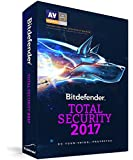 Bitdefender Total Security 2017 5 PCs, 1 year [Download Licence Key Only] Sent by email [License] Windows, Mac, Android