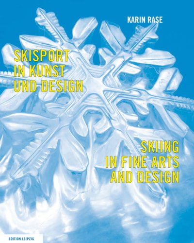 Skiing in Fine Arts and Design