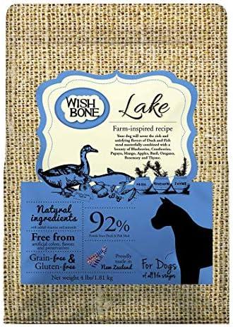 Wishbone Lake Grain-Free and Gluten-Free Dog Food