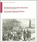 Die Deutsche Auswanderer-Datenbank: Passagierlisten als Forschungsquelle