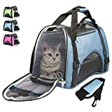 Soft Sided Pet Carrier for Dogs Cats Puppies 17