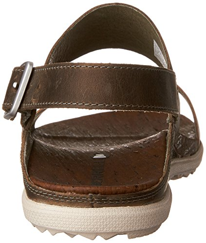 Sandals Sling Backstrap Town Women's Back Vertiver J03718 Around Merrell ZqYSP