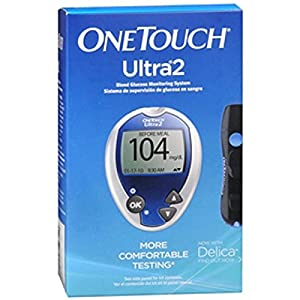 One Touch Ultra 2 Blood Glucose Monitoring System from One Touch