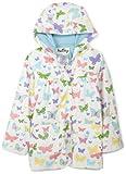 Hatley Little Girls'  Social Butterflies Raincoat