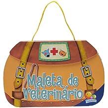 Meu primeiro livro...maleta de veterinário