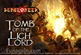 Dungeoneer: Tomb of the Lich Lord, Second Edition