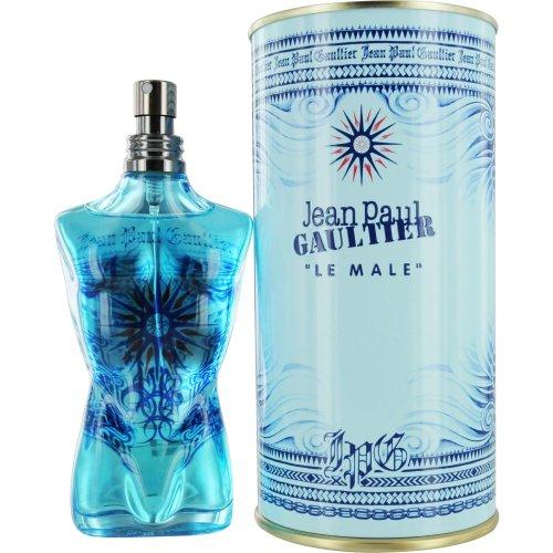 Jean paul GAULTIER Le Male Cologne Spray, 4.2 Ounce