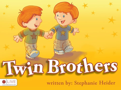Buy Twin Brothers Elive Audio Download Included 0 Book Online At