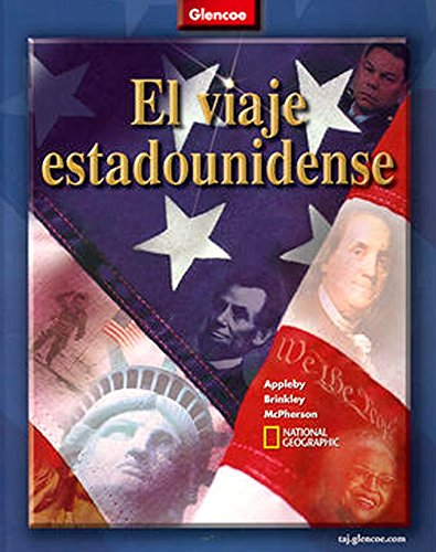 The American Journey, Spanish Student Edition (THE AMERICAN JOURNEY (SURVEY)) (Spanish Edition)