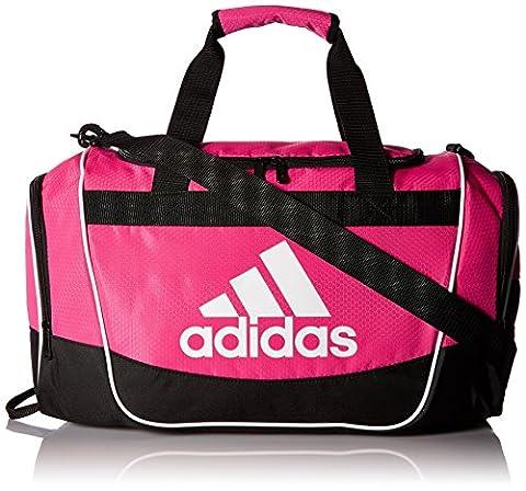 adidas Defender II Small Duffel Bag, Small, Shock Pink - Pink Kids Bag