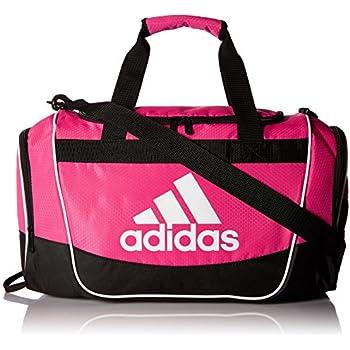 ... finest selection cde4d 2a9b5 Fila Sprinter Small Duffel Sports Gym Bag,  Static Pink, One ... 77d15b50ff