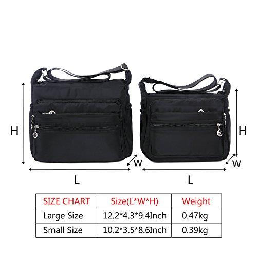 Buy lightweight messenger bag