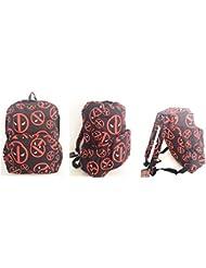 Marvel Deadpool Full Size Backpack 17