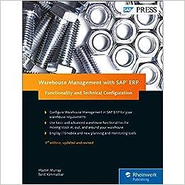 Amazon com: Warehouse Management with SAP ERP (SAP WM