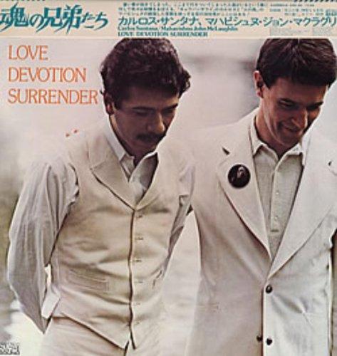 Love Devotion Surrender - Mall Santana