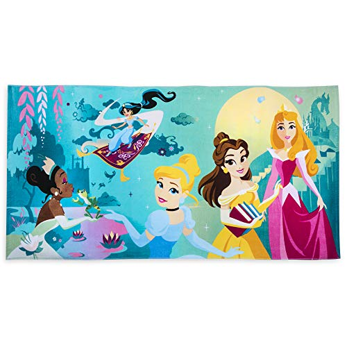 Disney Princess Towel - Multi
