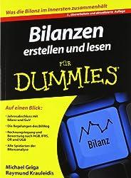 Bilanzen erstellen und lesen für Dummies (Fur Dummies)