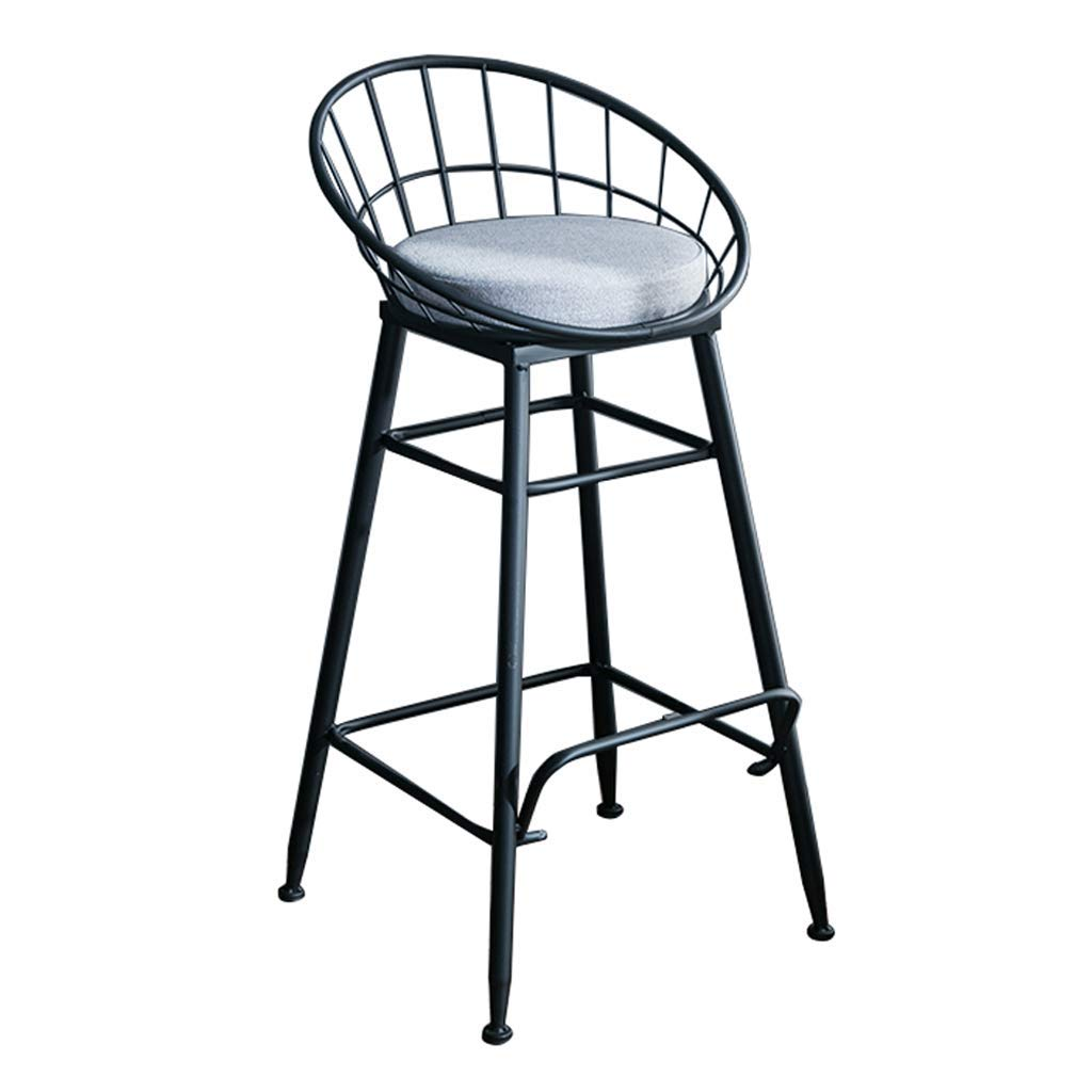 Phenomenal Amazon Com Qqxx Barstools High Steps Dining Chair Cafe Pdpeps Interior Chair Design Pdpepsorg