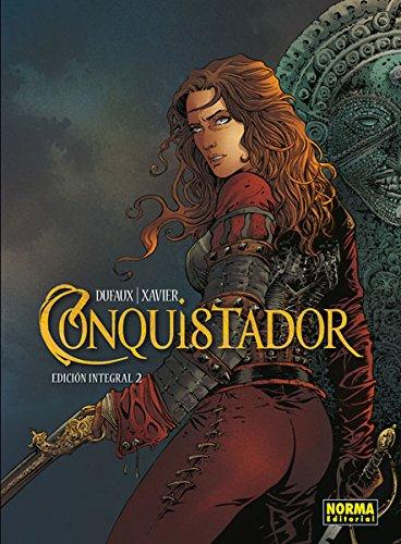 Descargar Libro Conquistador. Edición Integral 2. Xavier Jean Dufaux