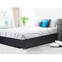 SLEEPLACE 8 Inch IVY Multi-Layer Ventilation Memory Foam Mattress 08FM02 (Full)