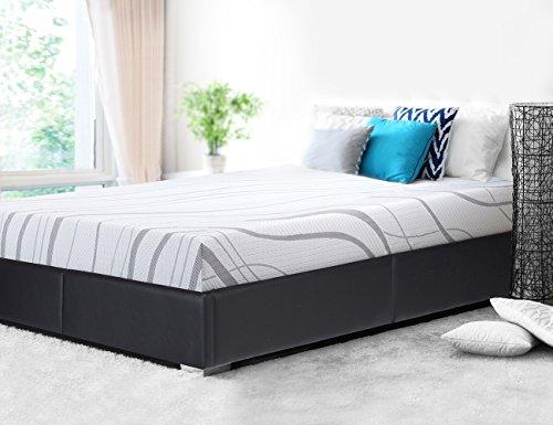 SLEEPLACE 8 in IVY 4-Layer Ventilation Memory Foam Mattress 08FM02 (Full)
