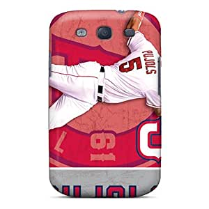 Samsung Galaxy S3 PIT8379isNQ Unique Design Attractive Los Angeles Angels Image Shock Absorption Hard Phone Covers -CristinaKlengenberg
