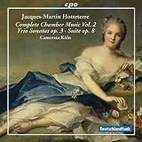 Hotteterre : Intégrale de la musique de chambre, vol. 2. Camerata Köln.