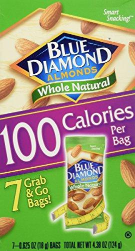 Blue Diamond Almond Whl 100cal 7ct