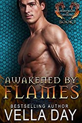 Awakened By Flames: A Hot Paranormal Dragon Shifter Saga (Hidden Realms of Silver Lake Book 1)