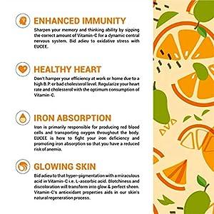 Eucee Vitamin C – Sugar Free Chewable T...
