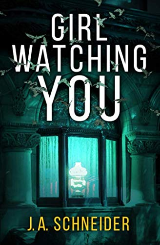GIRL WATCHING YOU