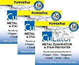 CuLator Metal Eliminator and Stain Preventer for Pools & Spas--3 Month Supply