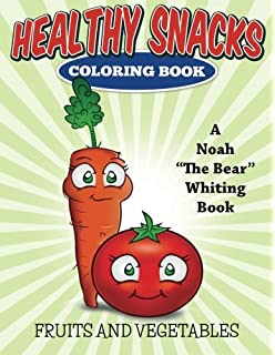 Healthy Food Coloring Book For Kids: Children\'s Eating Habits Start ...