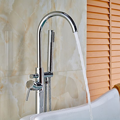 faucet for freestanding tub - 1