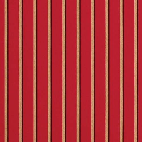 Sunbrella Harwood Crimson #5603 Indoor / Outdoor Upholstery Fabric
