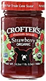 Crofters Organic Strawberry Premium Spread, 16.5 oz - Best Reviews Guide