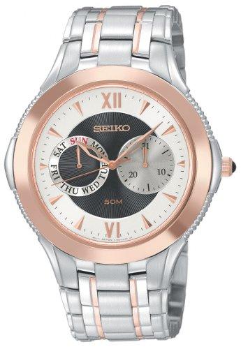 - Seiko Men's SGN018 Le Grand Sport Dual Sub-dial Watch