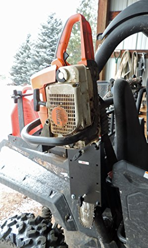 John Deere Gator Roll Bar Chainsaw Mount RCM-3012 by Hornet Outdoors (Image #2)