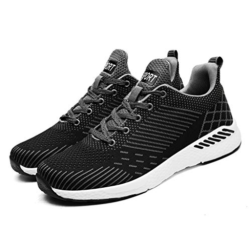 Men Sneakers Respctful ♫♫ Women's Fashion Running Shoes Fashion Breathable Sneakers Casual Mesh Soft Sole